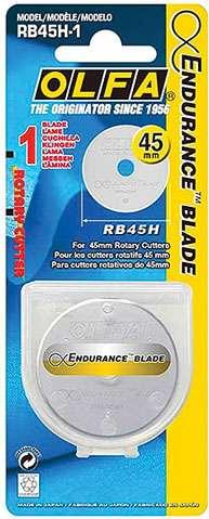 45mm Olfa Endurance Blade (1 per pack)
