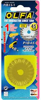 45mm Olfa Pinking Blade (1 per pack)