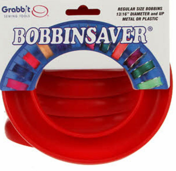 Bobbin Saver - Red