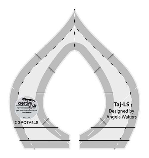 Creative Grids Machine Quilting Tool - Taj LOW SHANK preview