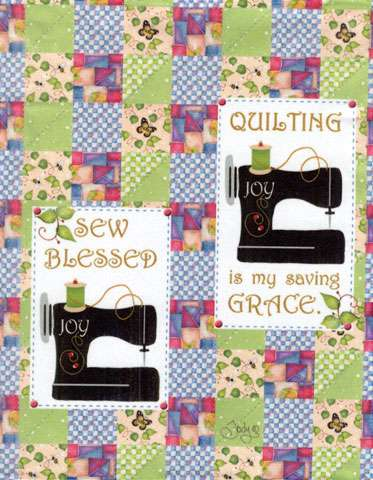 Sew Blessed - Microfiber Cleaning Cloth
