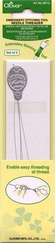 Clover Punchneedle Tool Needle Threader