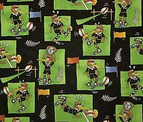 D426 Kiwi All Blacks