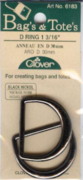 Clover D Rings