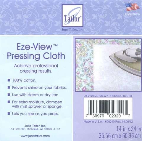 Eze-View Pressing Cloth