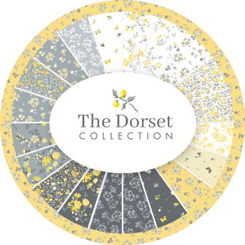 The Dorset Collection by Laura Ashley - Layer Cake
