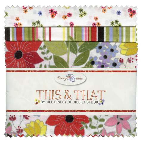 """This & That 5"""" Stacker by Penny Rose Fabrics"""