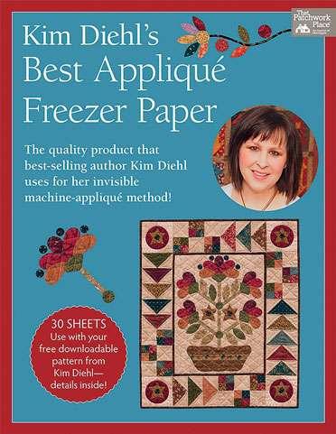 Kim Diehl's Best Applique Freezer Paper preview