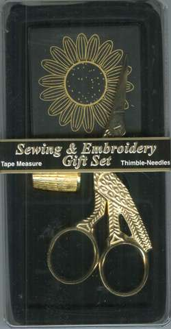 Sewing and Embroidery Gift Set