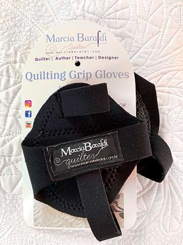 Quilting Grip Gloves - 1 pair preview