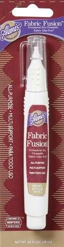 Aleene's Fabric Fusion Permanent Fabric Glue Pen (18ml)
