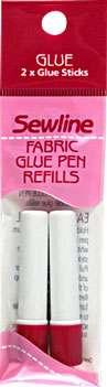 Sewline Fabric Glue Pen - Refills (2 per pack)