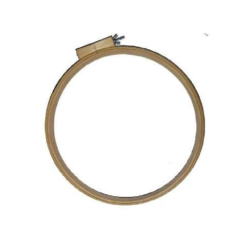 """12"""" Quilting Hoop - wooden"""