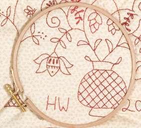 "5"" Wooden Embroidery Hoop"