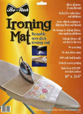 Bo-Nash Non Stick Ironing Mat