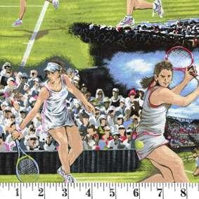 J894 Ladies Tennis - main print preview