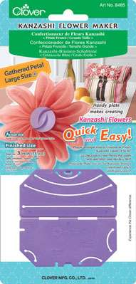 Kanzashi Flower Maker - Gathered Petal (large) preview