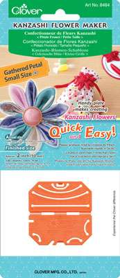 Kanzashi Flower Maker - Gathered Petal (small) preview