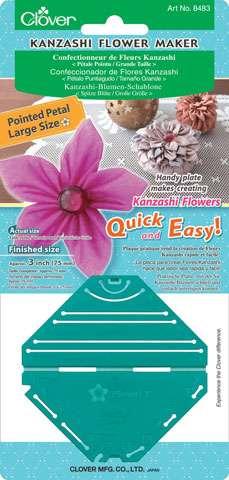 Kanzashi Flower Maker - Pointed Petal (large) preview