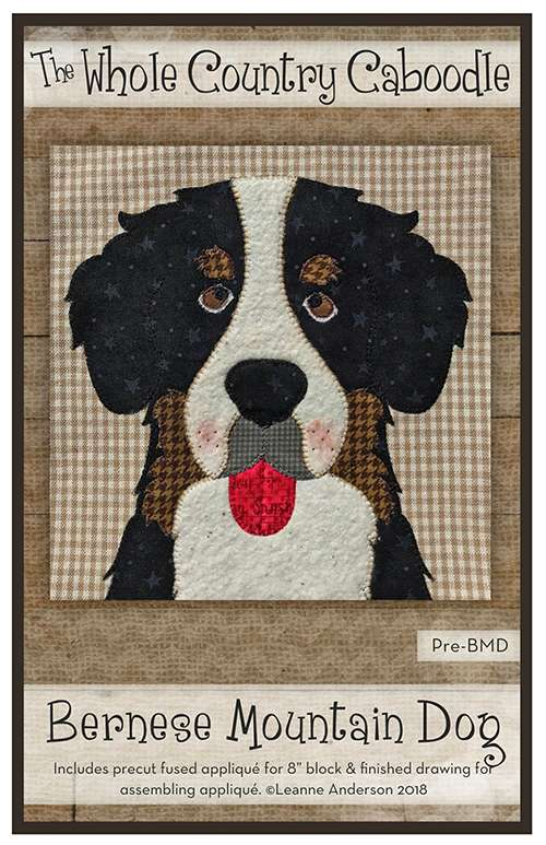 Bernese Mountain Dog Kitset - Whole Country Caboodle preview