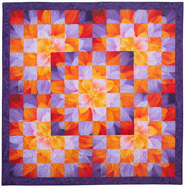 Blanket of Flowers Kitset preview