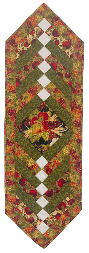 Bounty of the Season Table Runner Kit Set 51 x 16 inches preview