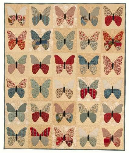 Bon Voyage Butterflies Kitset