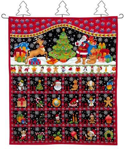 Christmas Advent Calendar Kitset