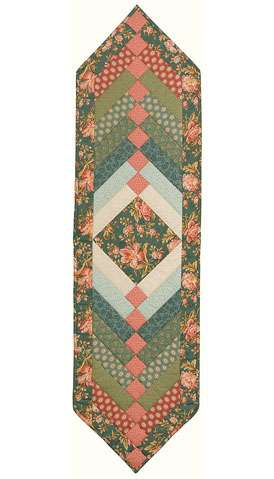 Crystal Farm Braid Runner Kitset