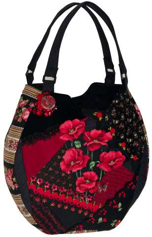 Crazy Patch Poppie's Bag Kitset