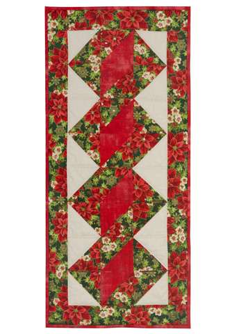 Christmas Pillar Table Runner Kitset