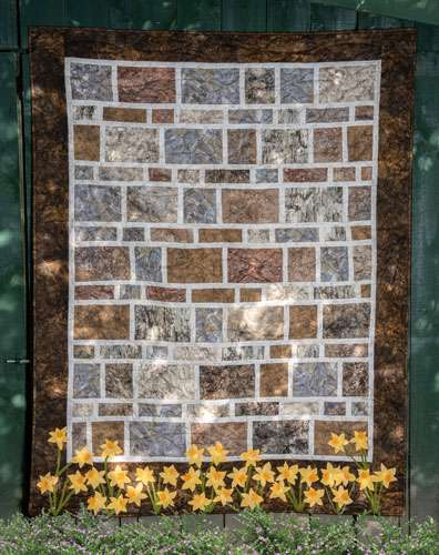 The Cotswolds Quilt Kitset preview