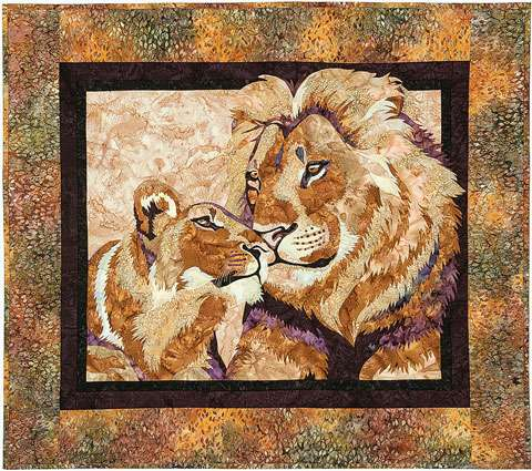 Endless Love (Lions) Kitset