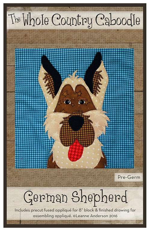 German Shepherd Kitset Whole Country Caboodle preview