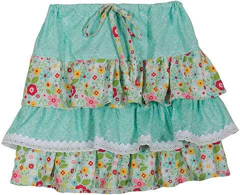 Garden Girl Skirt Kitset