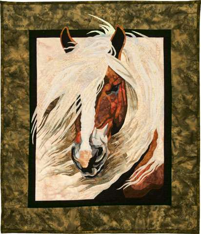 Gypsy Stallion Kitset