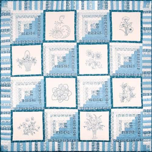Hazel's Blue Collectibles Kitset