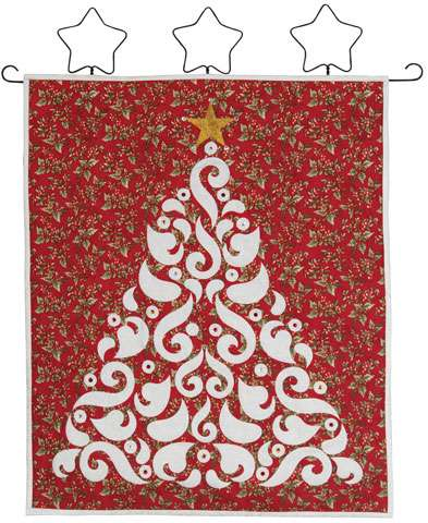 Holy Red Christmas Tree Kitset