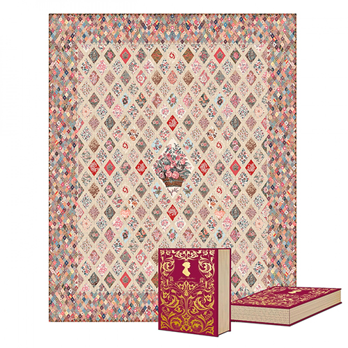 Jane Austen - At Home Boxed Quilt Kitset preview