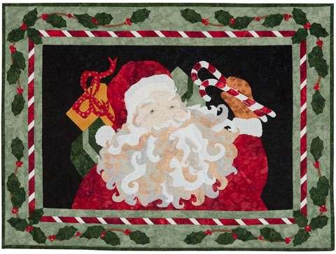 Jolly Old Santa Kitset