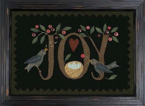 Joy Wall Hanging Kitset