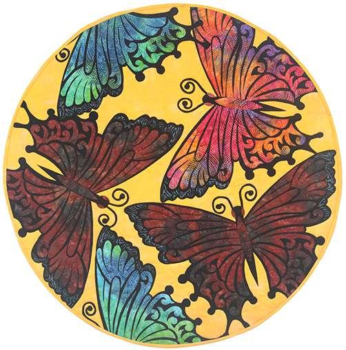 Kitset Kimimila - Butterflies Wall Hanging preview