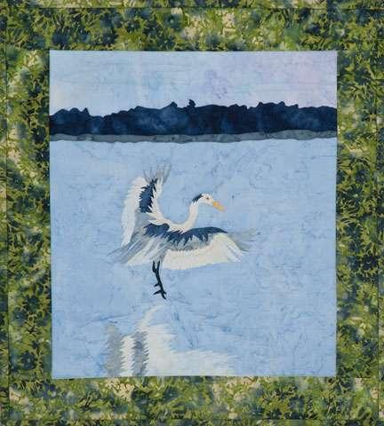 Kotuku - NZ White Heron Kitset preview