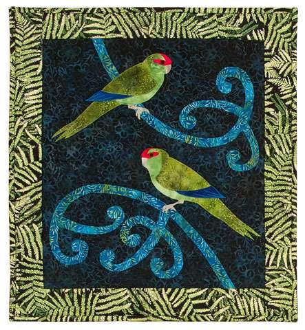 Kakariki (NZ Parrot) Kitset