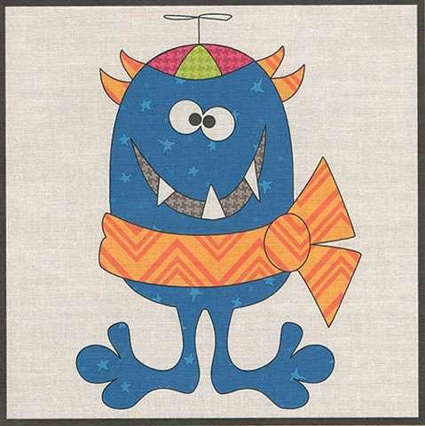 Little Boy Monster Precut Kit