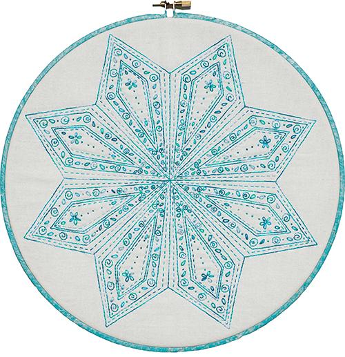 Nikki Tervo Design Large Mandala #2 Kitset preview