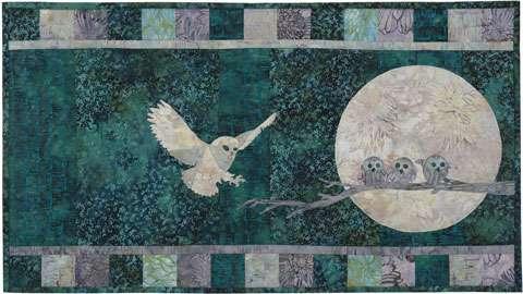 Moon Shadow (Owl) Kitset