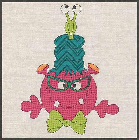Nana Monster Precut Kit