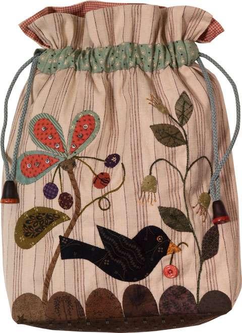 Ngaire's Sewing Bag Kitset