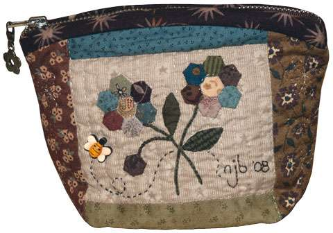 Ngaire's Sewing Pouch Kitset
